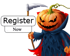 Ghost Tours Register Now