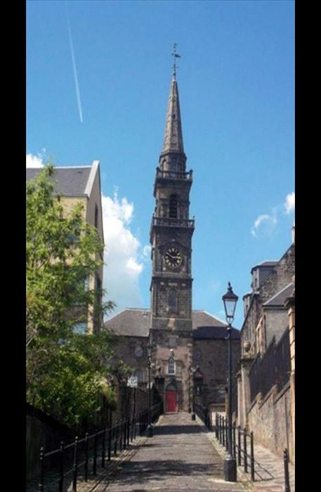 Oakshaw Trinity Church By Wyndpix