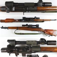 M1 Rifle Diagram Nfhs Shot Put Layout Misc Firearms Accessories For Sale