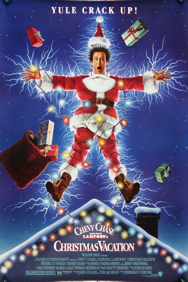 National Lampoons Christmas Vacation December 14  The Historic Artcraft Theatre Franklin In