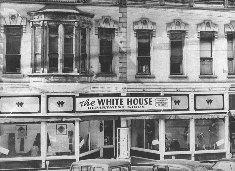 Image result for the white house department store san francisco