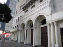 Variety Arts Theater Friday Morning Club Los Angeles