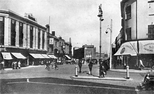 Broadgate in 1939.