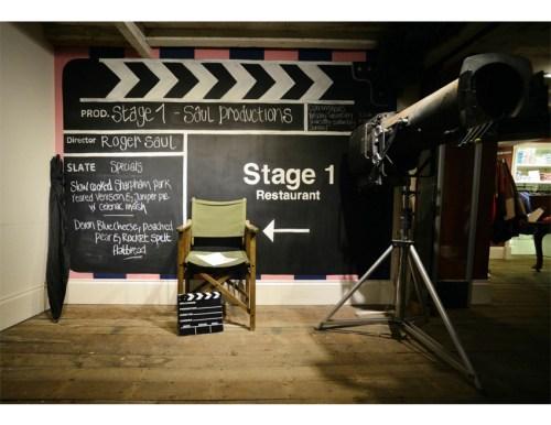 reclaimed film sets