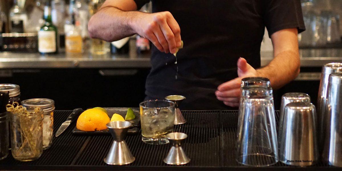 Shaken And Stirred Sanford S Craft Cocktail Corner Historic Downtown Sanford