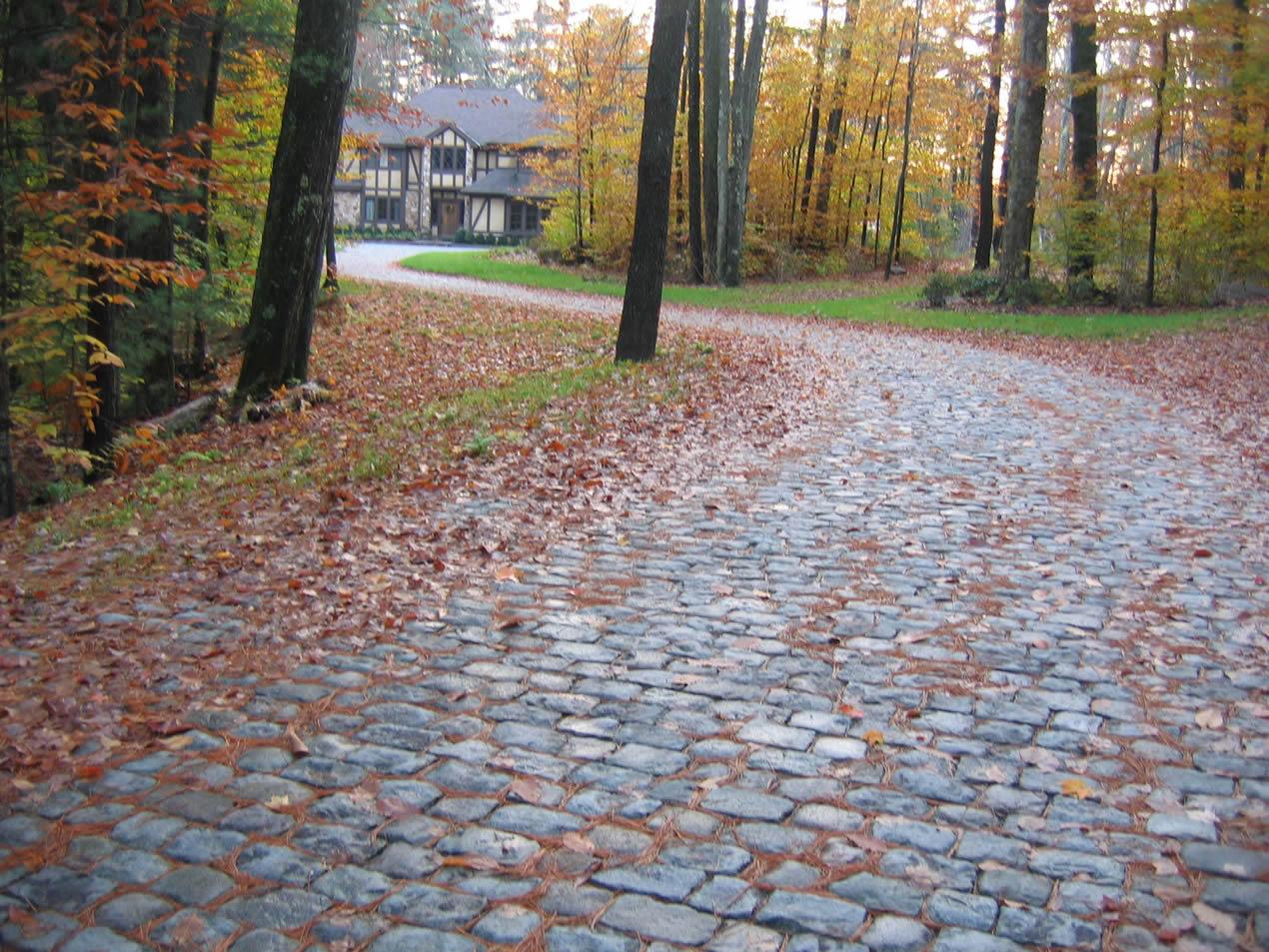 ANTIQUE RECLAIMED GRANITE COBBLESTONE  Antique Reclaimed Old Granite Cobblestone Antique Curb