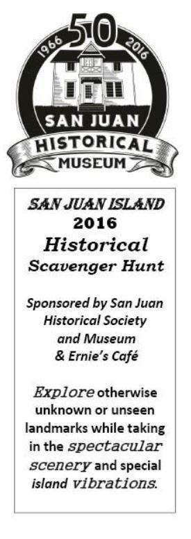 Historic Friday Harbor » Blog Archive » San Juan Island