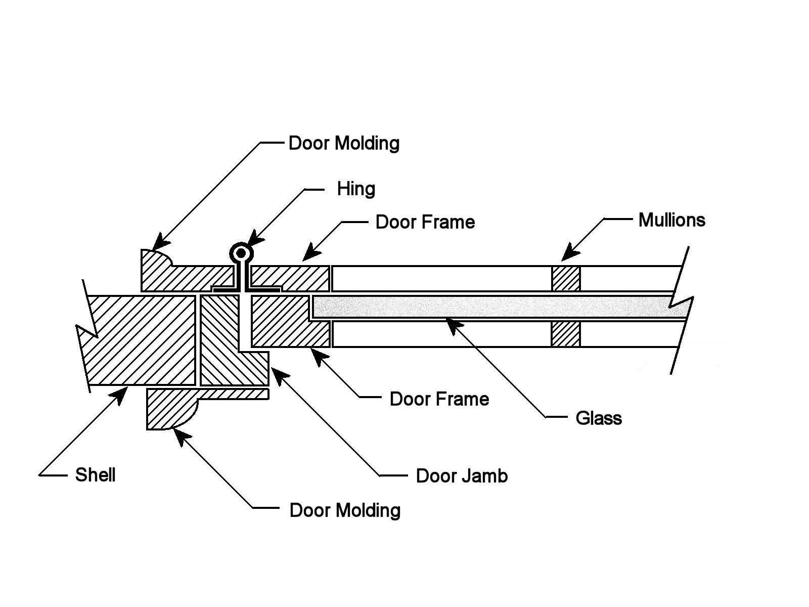 Wiring House Frame Auto Electrical Diagram Heat York Pump 063 84793c Exterior Door Framing 29 Images