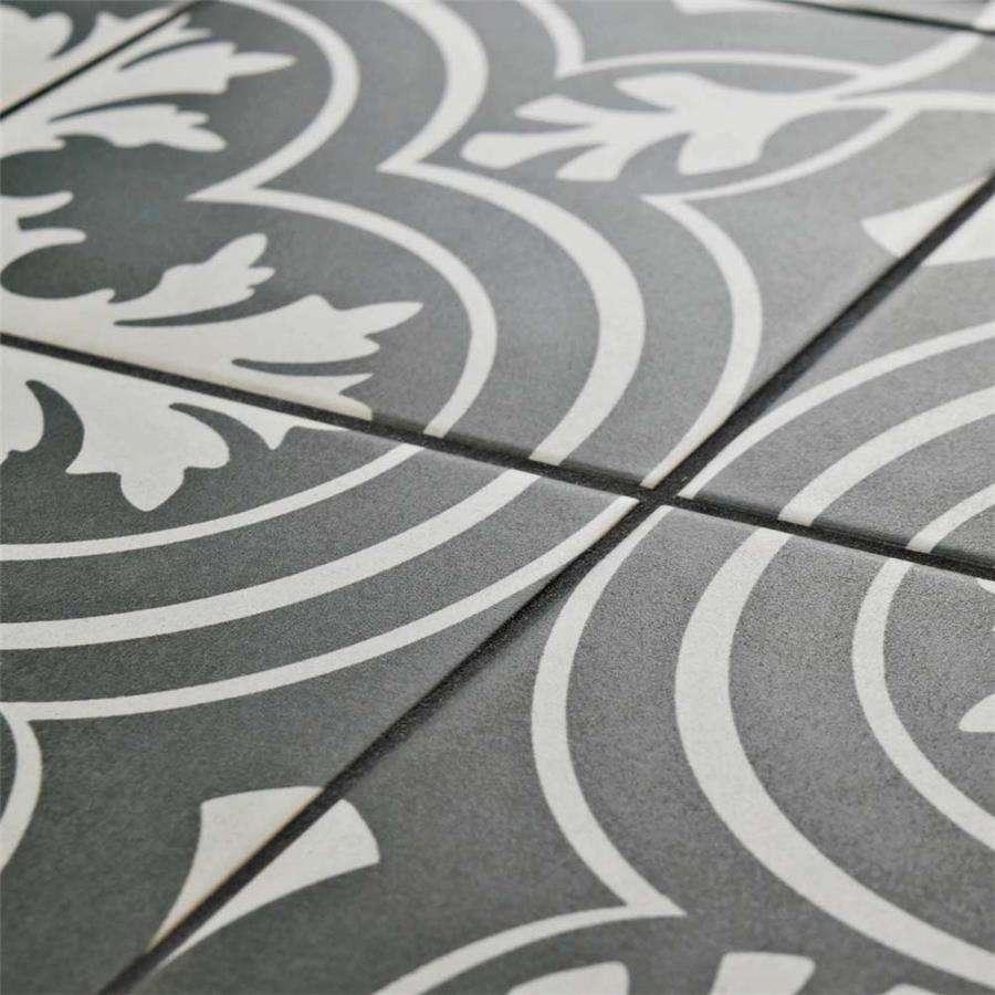twenties vintage classic 7 3 4 x 7 3 4 ceramic tile sold per tile 42 square feet per tile