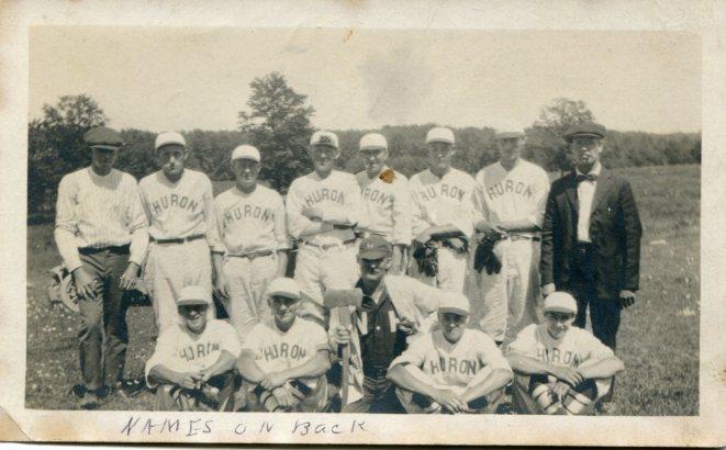 Huron Baseball001