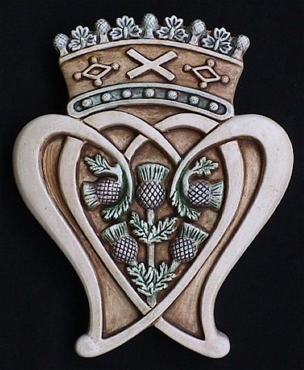 Σκωτσ�ζικο σύμβολο της αγάπης