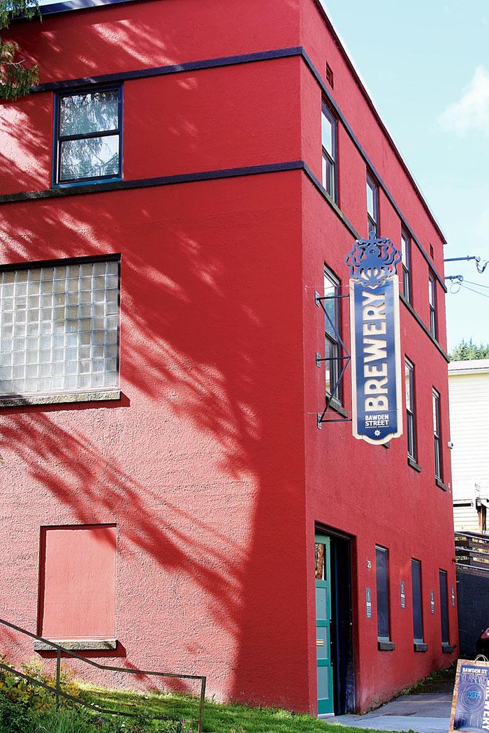 Bawden Street Brewery Company