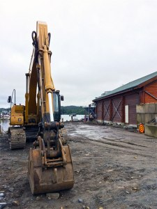 Waterfront Construction