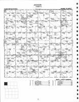 Jackson, Atlas: Webster County 1968, Iowa Historical Map