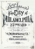 Pennsylvania Antique Maps and Historical Atlases