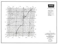 Kansas State Atlas 1958 County Highway Maps Kansas