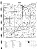 Grove Township, Melrose, Atlas: Stearns County 1982
