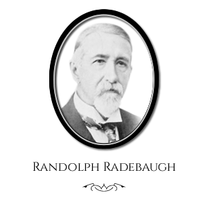 Randolph F. Radebaugh