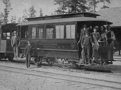 Tacoma and Fern Hill Street Railway