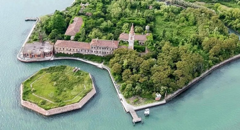Image result for Poveglia, Italy