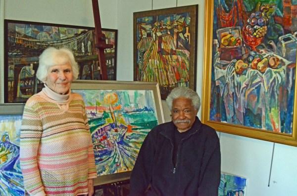 Exhibit Keepers Of Color Paintings Marilyn Bauman