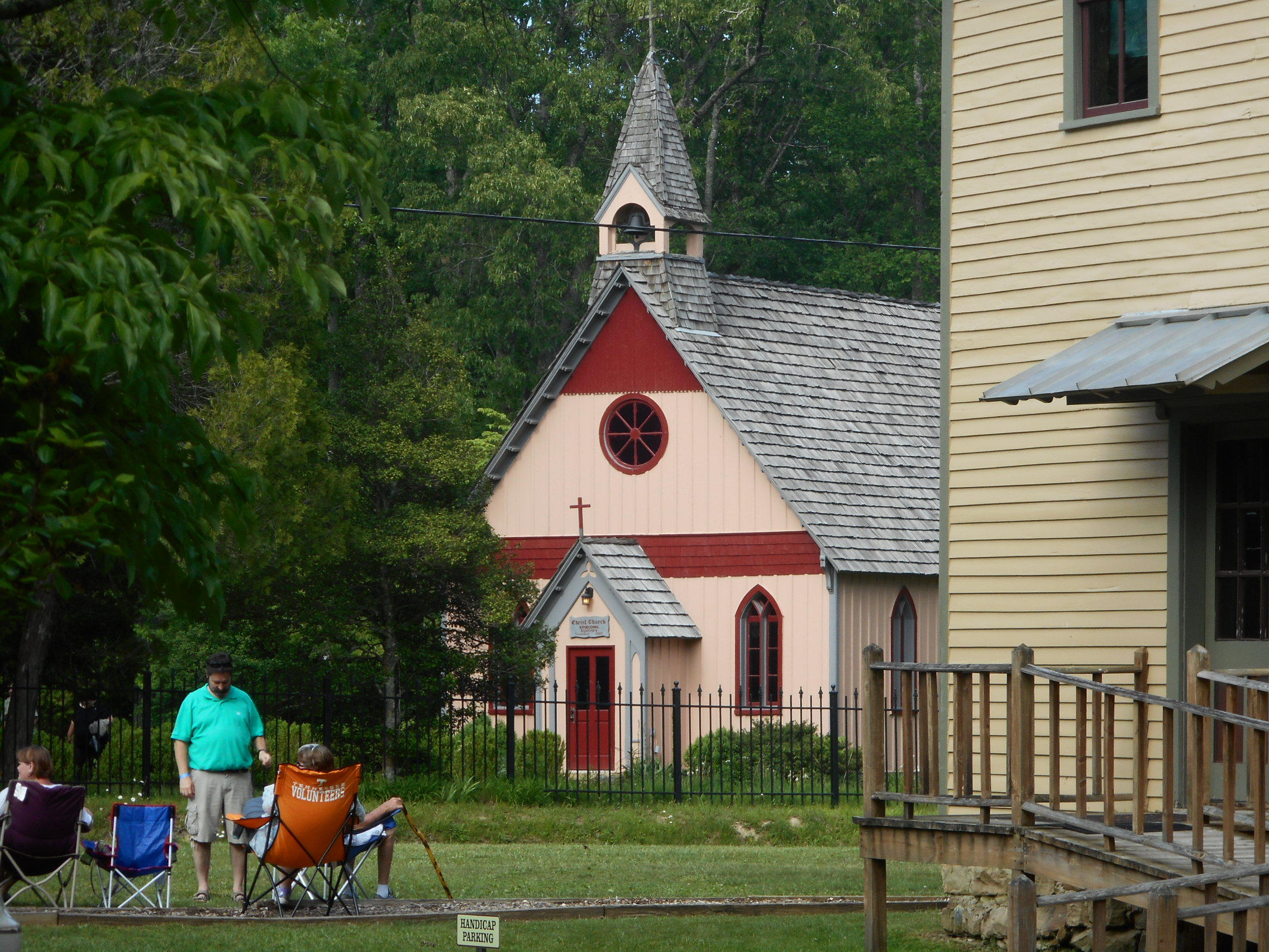 Historic Rugby  A Living Victorian Village on Tennessees