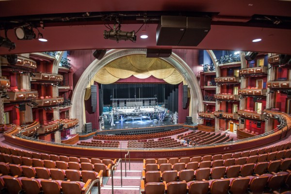 Dolby Theatre Hollywood - Historic