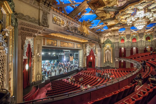 Pantages Theatre Hollywood - Historic