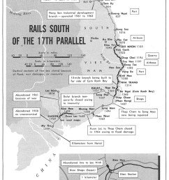by the end of 1964 more damage had been inflicted on the south vietnamese railway system in a two month period that in 15 years of world war ii and the  [ 1500 x 2415 Pixel ]