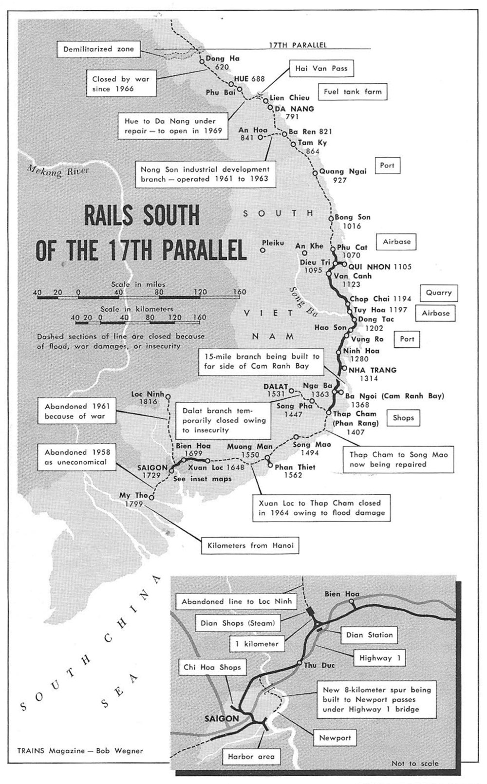 medium resolution of by the end of 1964 more damage had been inflicted on the south vietnamese railway system in a two month period that in 15 years of world war ii and the