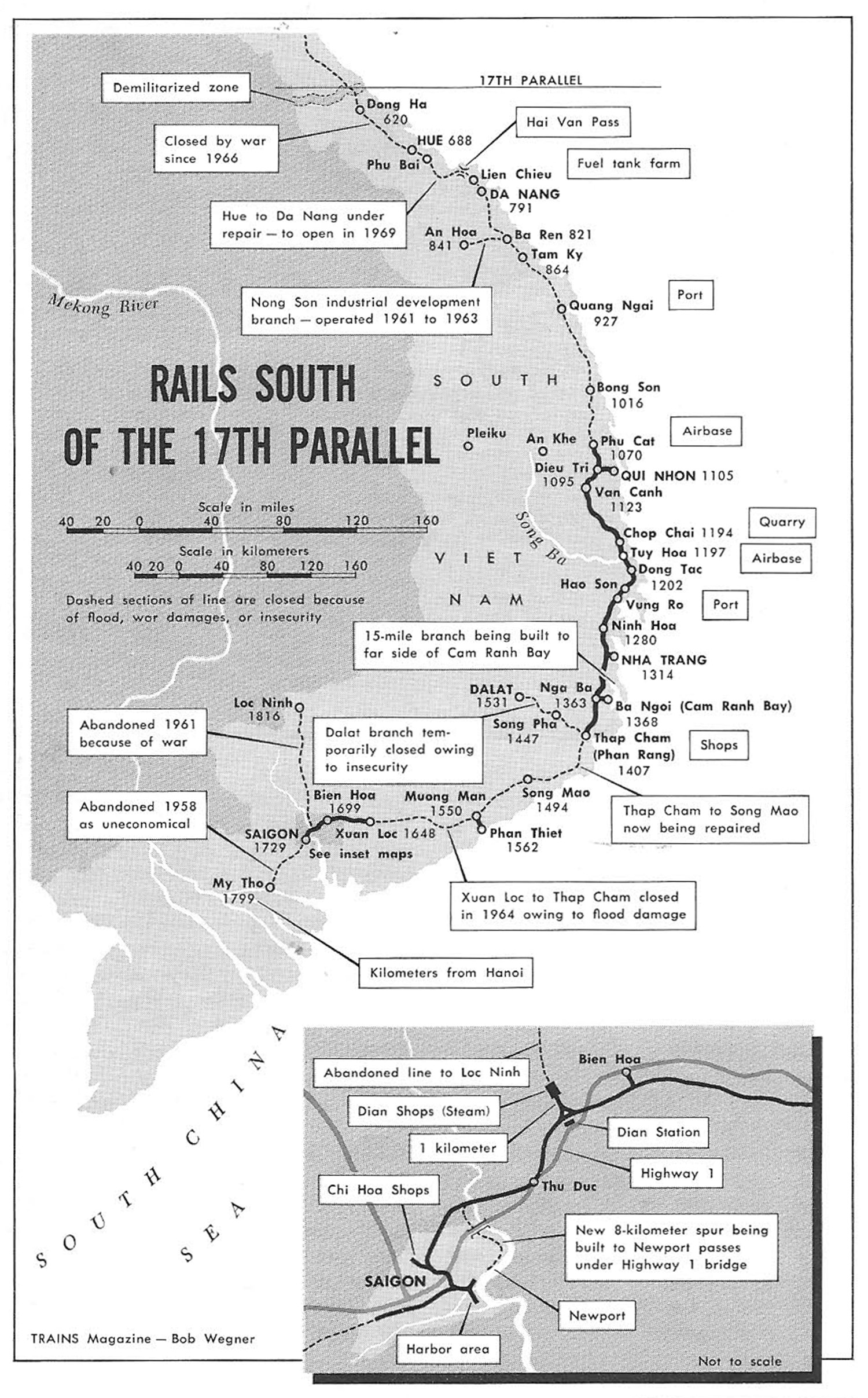 hight resolution of by the end of 1964 more damage had been inflicted on the south vietnamese railway system in a two month period that in 15 years of world war ii and the