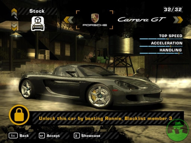 Need For Speed Most Wanted Black Edition Sur Ps2 4