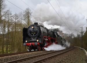 Dampfsonderzug FD Thüringer Land @ Dampfsonderzug FD Thüringer Land