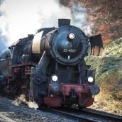 52 4867 auf der Ländchesbahn zwischen Wiesbaden und Idstein ©Gerhard Hohl