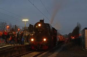 """Dampfsonderzug zur """"Nacht des Feuerzaubers"""" @ Dampfsonderzug zur """"Nacht des Feuerzaubers"""""""