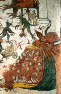fresco laatste oordeel