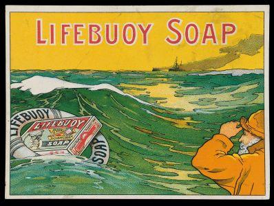 Lifebuoy soap ad