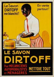 Le savon dirt off