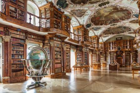 bibliotheek Sankt Gallen