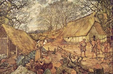 De Hunebedbouwers