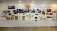 History Timeline Walls for Corporations