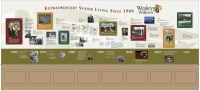 History Timeline Walls - Design/Install Beautiful History ...