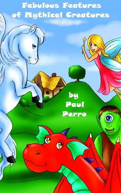 Mythical Creatures  a poem for kids