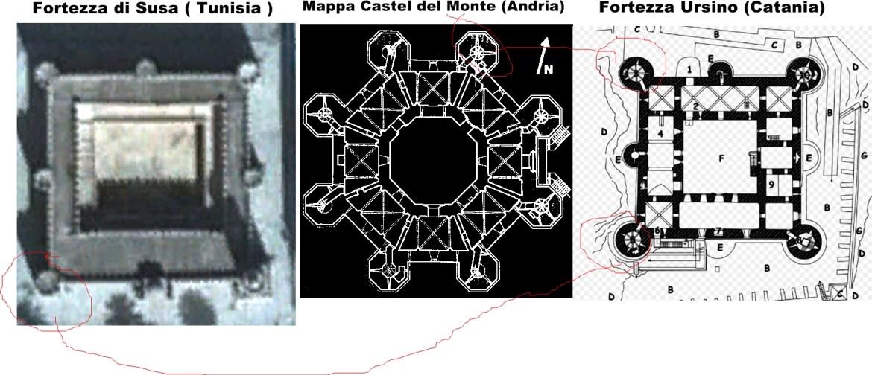 Fortezze Militari medievali
