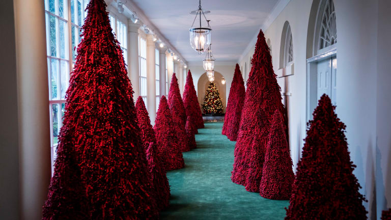 Christmas At The White House Through History 16 Photos History