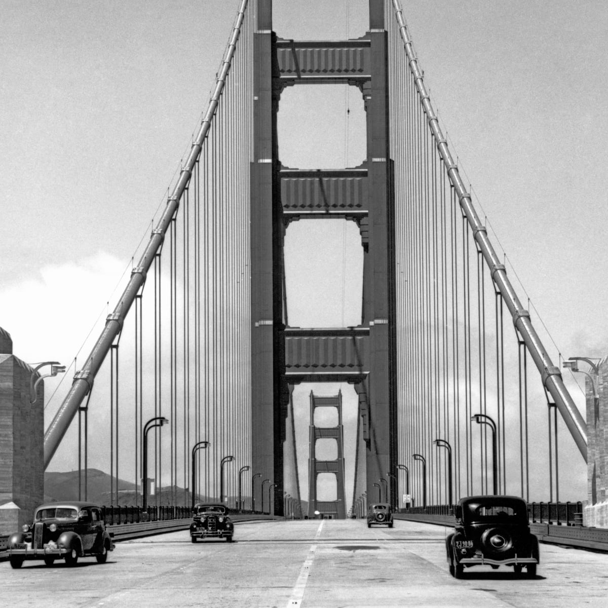 6 Things You May Not Know About the Golden Gate Bridge - HISTORY