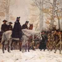 American Legends: George Washington at Valley Forge