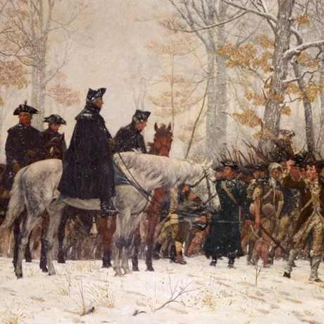 235 Years Ago, Washington's Troops Made Camp at Valley Forge - HISTORY
