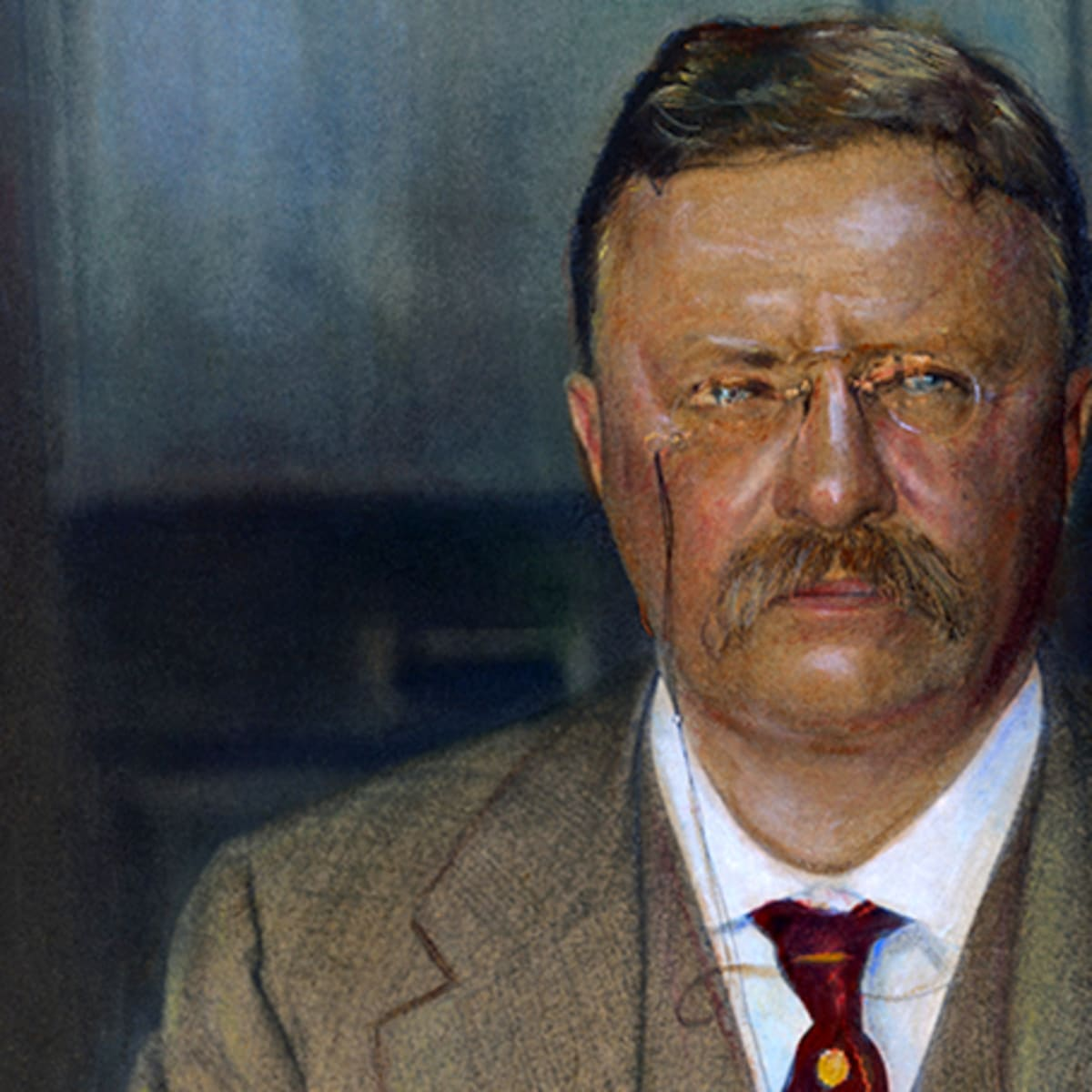 Pic Of Teddy Roosevelt