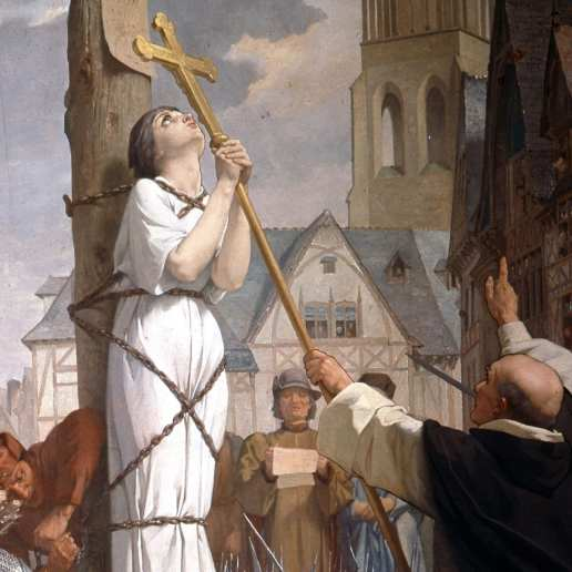 Why Was Joan of Arc Burned at the Stake? - HISTORY